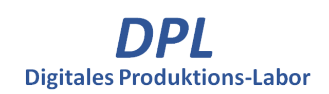 Logo digitales Produktions Labor